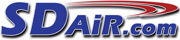SDair logo